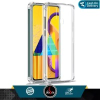 Aladoy Case Samsung Galaxy M30S Anti Crack Softcase Premium Casing
