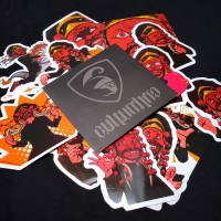 Culture Hero - Kelana Sticker Pack