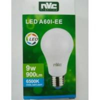 Lampu LED 9 Watt, Bohlam Terang, Garansi, Hemat Listrik