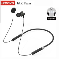 Headset Sport Lenovo HE05 Handsfree Wirelles Bluetooth 0.5 Magnetic