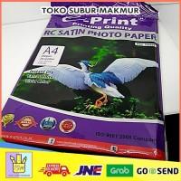 KERTAS FOTO A4 260GR E-PRINT RC SATIN PHOTO PAPER KERTAS MURAH