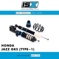 ISX Coilover - Honda Jazz GK5 (Type-1)