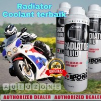 RADIATOR Liquid Coolant IPONE