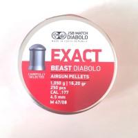 New JSB beast 16.20gr Kemasan baru