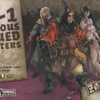Zombicide Black Plague NPC-1