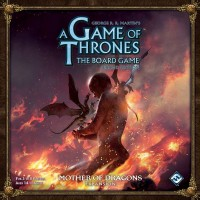 A Game Of Throne The Boargame Mother Of Dragon Expansion