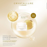 Wardah Crystallure Supreme Revitalizing Rich Cream (Day Cream)