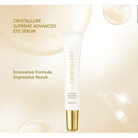Wardah Crystallure Supreme Advanced Eye Serum 15mL