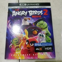 Angry birds 2 4k uhd bluray