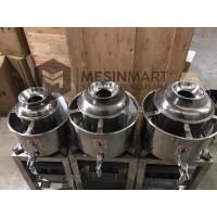 Meat Balls Maker/ Meatball Mixer/ Mesin Giling Adonan Daging Bakso 24