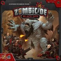 Zombicide: Invader – Black Ops Original Board Game