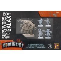 Zombicide: Invader – Survivors of the Galaxy Original Board Game