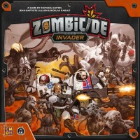 Zombicide Invader Original Board Game