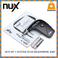 Nux GP-1 Guitar Plug Headphone Amp