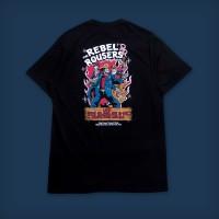 Oldblue Tee - The Rebel Rousers