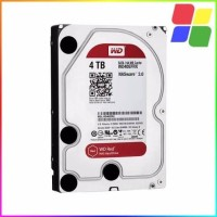 "WD Red PC 4TB 3.5"" HDD/ HD/ Hardisk/ Harddisk Internal Server/ Nas"