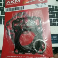 paking packing gasket kit top set topset verza 150 megapro mono shock