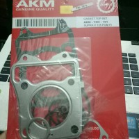 paking packing gasket kit top set topset supra x 125 FI supra HI