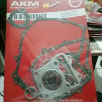 paking packing gasket kit Fullset Full set supra x 125 fi supra 125 HI