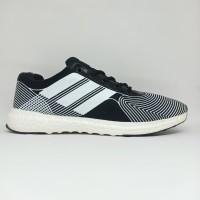 Sepatu Import Adidas Ultraboots Running Casual Sport Pria Putih Hitam