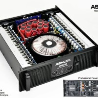 Ashley MT6500 Profesional Power Amplifier