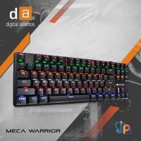 Keyboard Gaming Mechanical Digital Alliance Meca Warrior