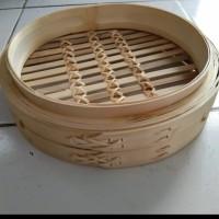 Klakat Dimsum Bambu Hongkong uk.40cm