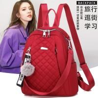 Tas Ransel Batam - Tas Ransel Wanita / Backpack Cewek Impor korea 3411