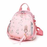 Tas Ransel Batam - Tas Ransel Wanita Impor / Backpack Cewek Ori 3580