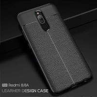 Case Redmi 8A Softcase Auto Focus Leather Case Xiaomi Redmi 8a