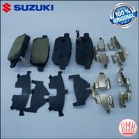 Rear Pad Set / Kampas Rem Belakang All New Swift Original SGP