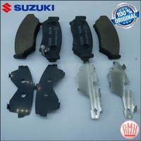 Pad Set Disc Brake / Kampas Rem Escudo 1.6 Original SGP