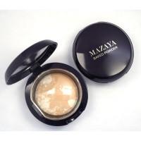 Mazaya Luminys Matte Radiance Baked Face Powder Natural Highlighter18g