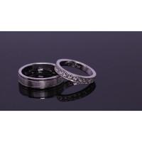 Sepasang cincin palladium termurah