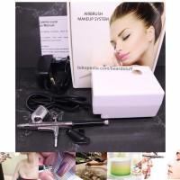 Airbrush - Air Compressor - Air Brush Kit - Mini sprayer spray makeup