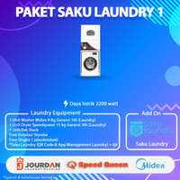 Mesin Laundry Stack Dryer Speedqueen Dan Washer Media 9 Kg