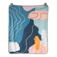 Maison Elmesa Baby Blanket Selimut Bayi Regular Abstract Navy
