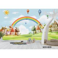 Wallpaper Custom Ruang Bermain Anak
