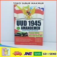 BUKU PANDUAN UNDANG UNDANG DASAR NEGARA REPUBLIK INDONESIA TAHUN 1945