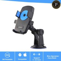 Car Holder ROBOT RT-CH01 Universal 360 Rotate For Mobil HP Smartphone