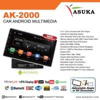 Asuka AK-2000 Headunit Asuka AK2000 Android