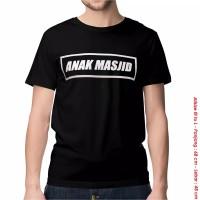 Duli Pakaian Pria Trendy Kaos Muslim Baju Lebaran ANAK MASJID
