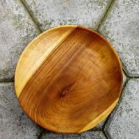 piring kayu jati