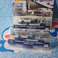 Hot Wheels Nissan Skyline GT-R (BNR34) Aero Lift