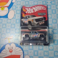 Hot wheels zamac edition - chevy silverado off road