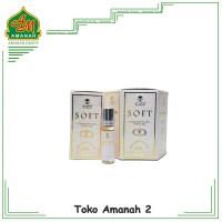 Parfum SOFT terbaru 6pcs
