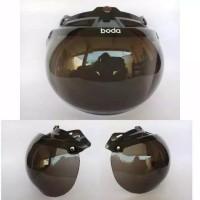 kaca helm bogo murah mudel cembung