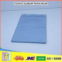 PLASTIK ID CARD PLASTIK NAME TAG CARD CASE ALAT PELINDUNG KARTU MURAH