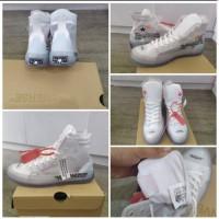 Sepatu Converse X Transparan II