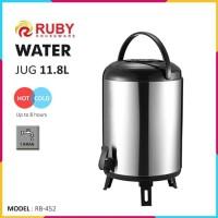 RUBY RB-452 Water Jug 11.8Lt [Panas & Dingin]